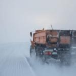 Зимник Надым-Салехард закрыт по погодным условиям